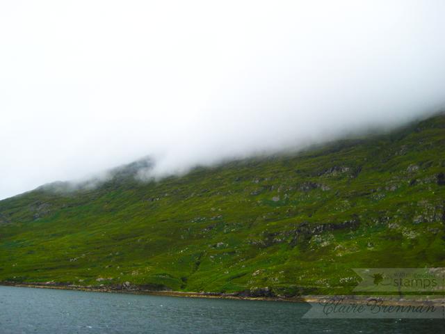 Mist, Killary Fjord, Ireland