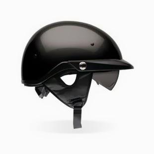 """Bell's """"Pit Boss"""" Helmet"""
