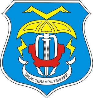 Logo SMK Negeri 1 Pangkalan Kerinci