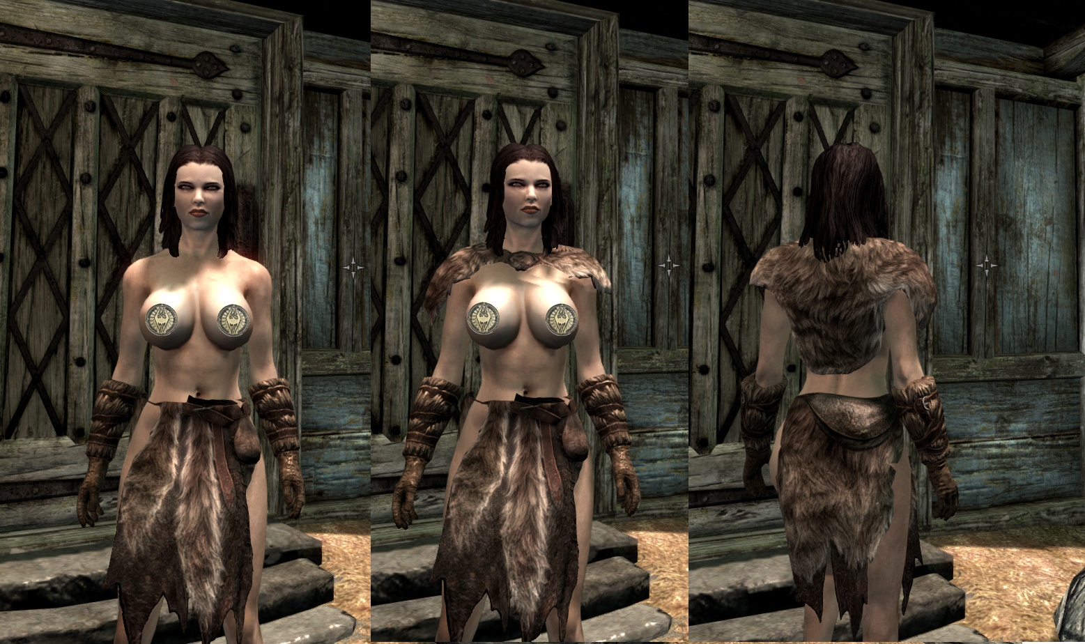 Oblivion nudity mod exposed movie