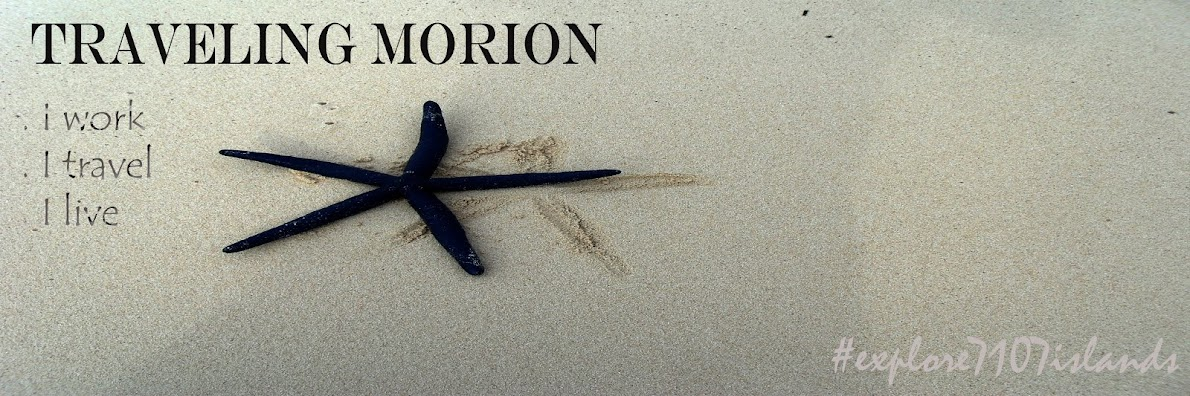 Traveling Morion | Let&#39;s explore 7107 Islands