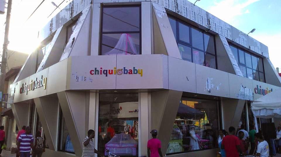 Para niños y embarazadas, todo en Chiquilandia y Chiqui Baby