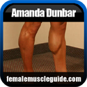 Amanda Dunbar Female Bodybuilder Thumbnail Image 3