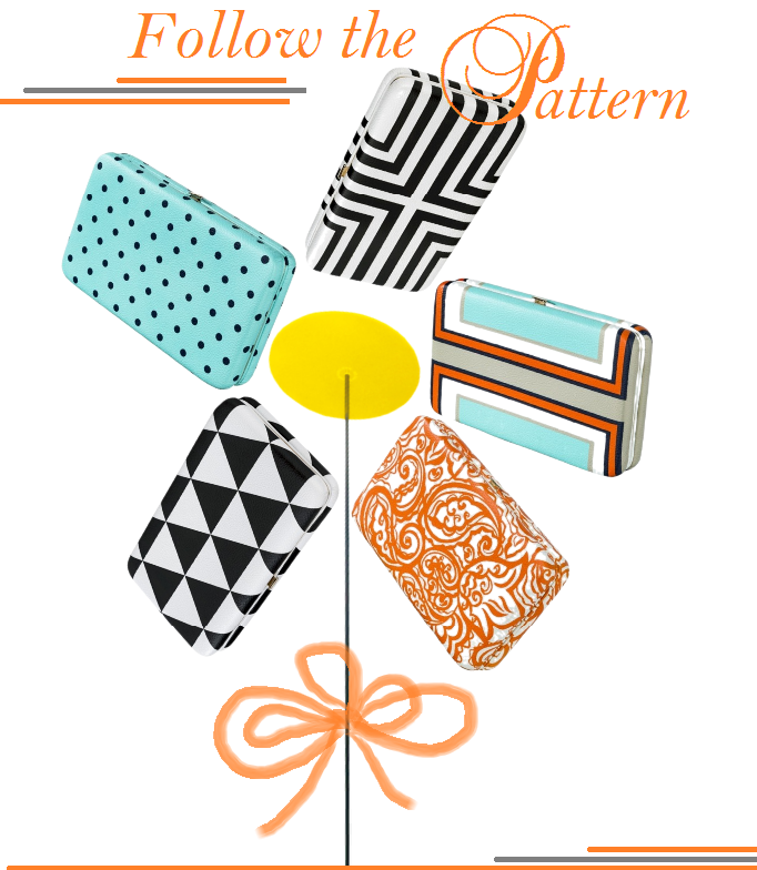 Patterned Wallets, Cute Wallets