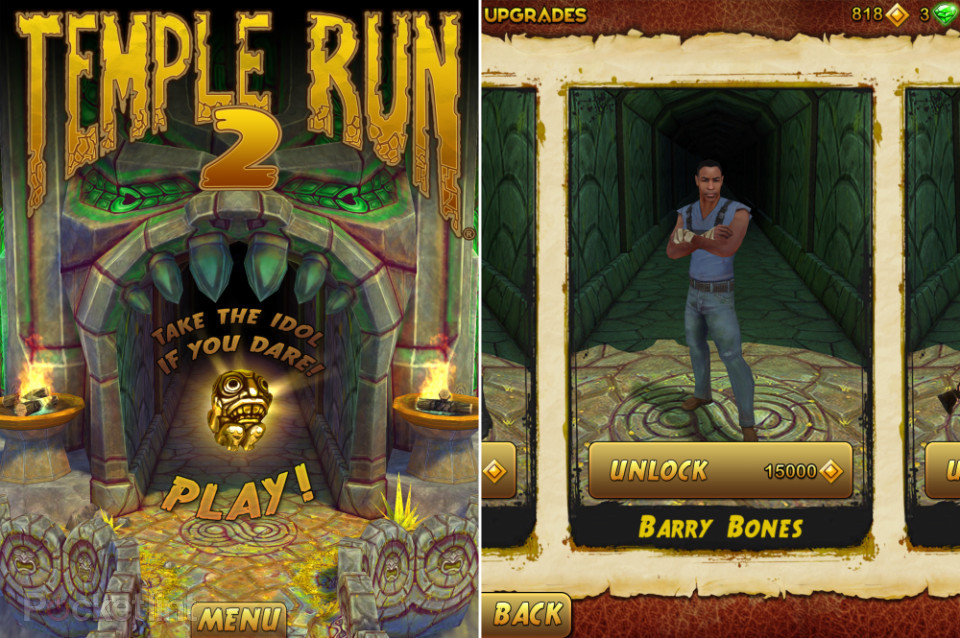 Templerun 2 Game Info: