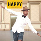 The 100 Best Songs Of The Decade So Far: 61. Pharrell Williams - Happy