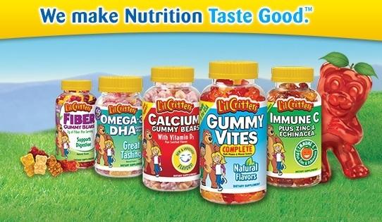 L'il Critters vitamins