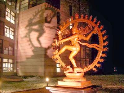 Ο κοσμικός χορός του Σίβα