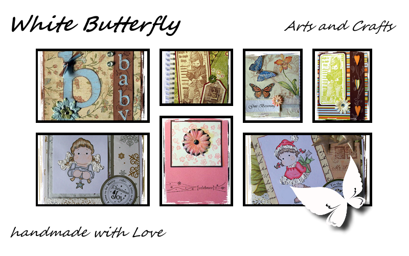 White Butterfly Art´s and Craft´s