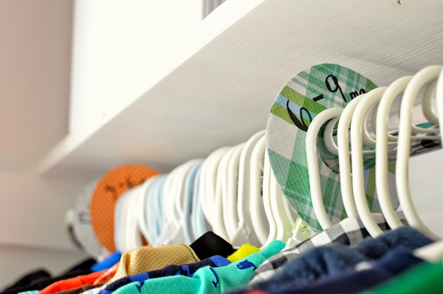 Outdoorsy, camping, boy scout nursery. Closet Organization