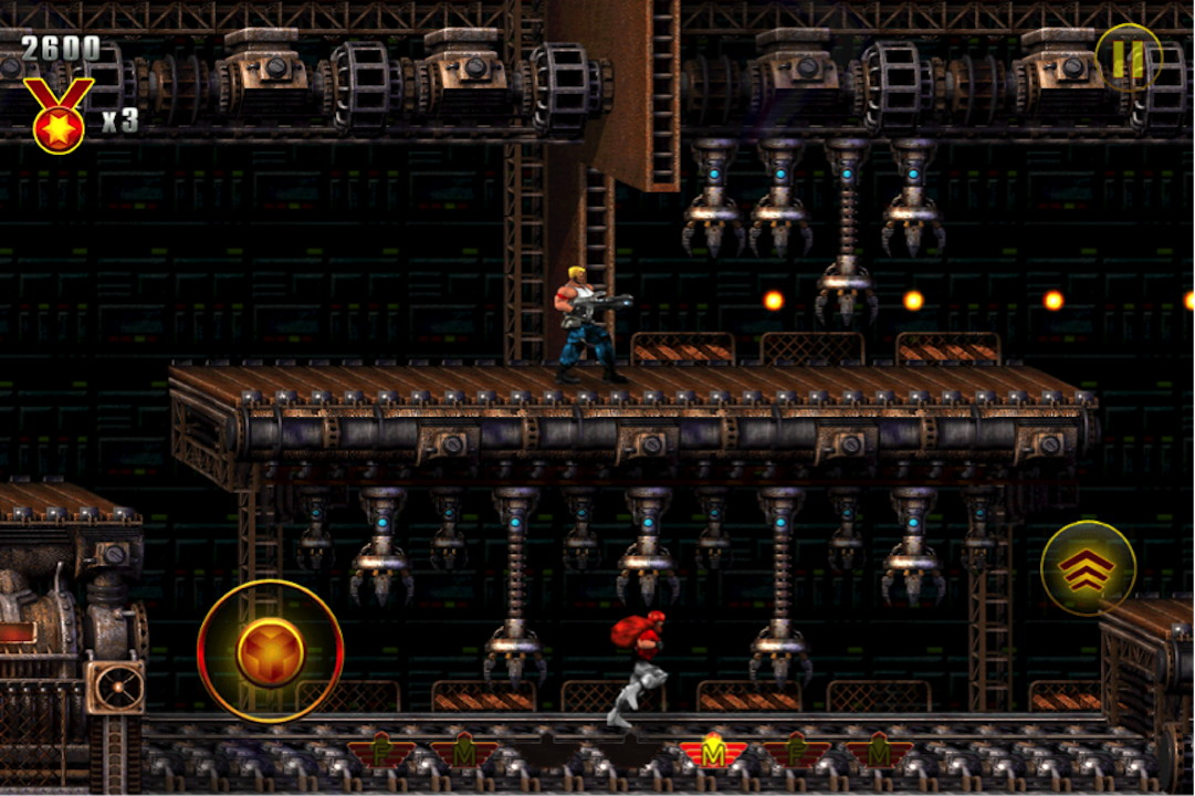 Contra for NES Download Game