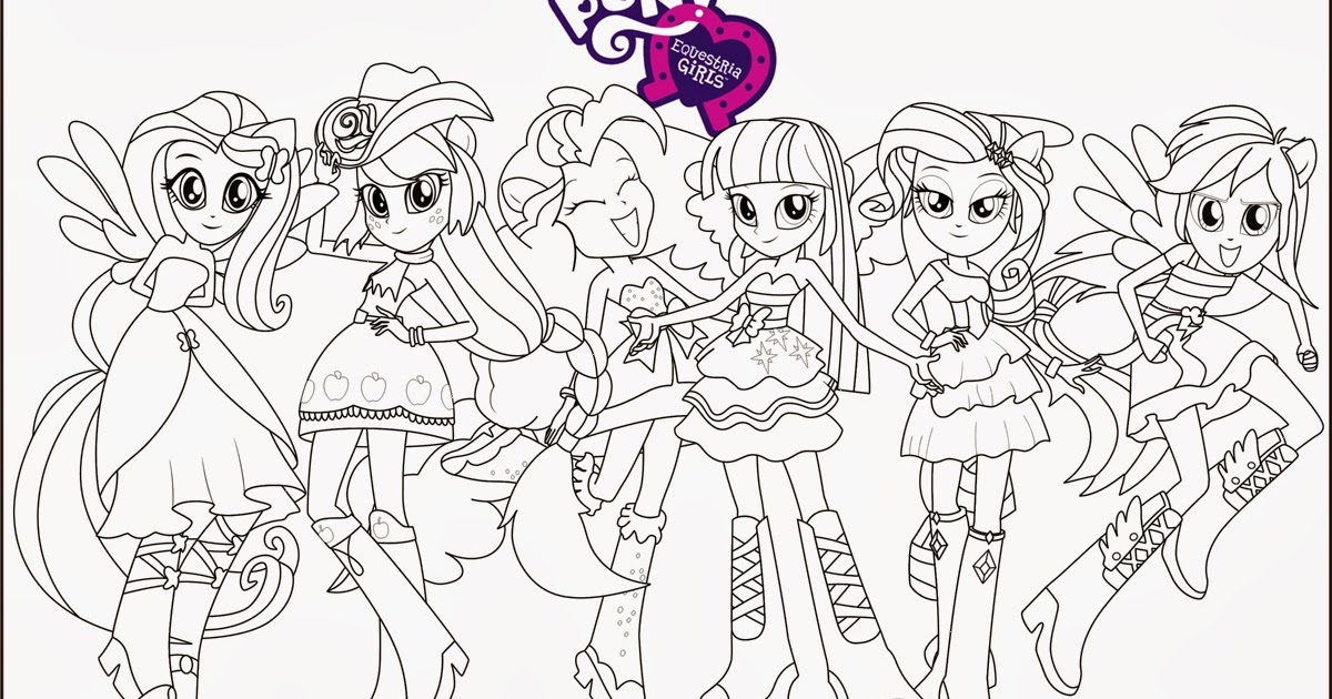 My Little Pony Equestria Girls Blog: ¡¡Imágenes para colorear de las ...