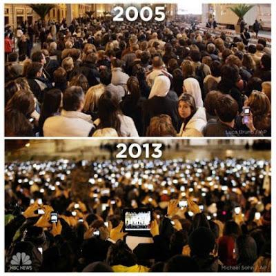 Ketika Orang Belum Kenal SmartPhone
