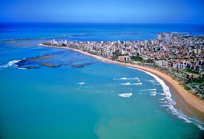 Salvador Brazil Beaches