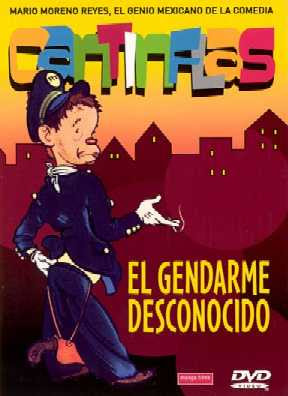 descargar Cantinflas: El Gendarme Desconocido – DVDRIP LATINO