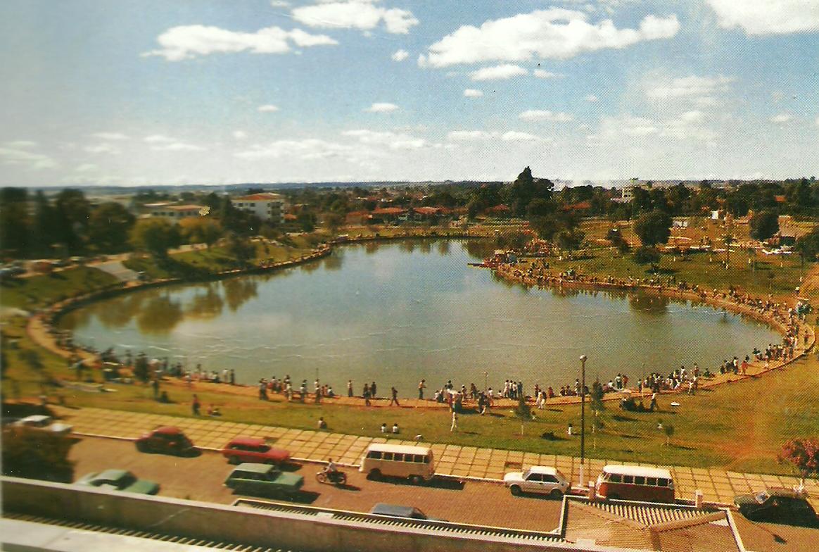 Fotos antigas de Guarapuava. Q2