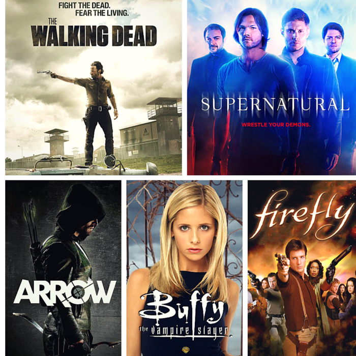 My Top 5 TV Shows On Netflix