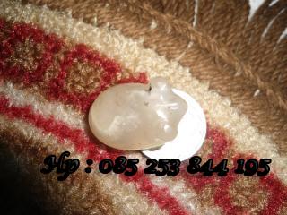 Batu Kodok Putih