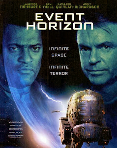 Poster Of Event Horizon (1997) In Hindi English Dual Audio 300MB Compressed Small Size Pc Movie Free Download Only At worldfree4u.com