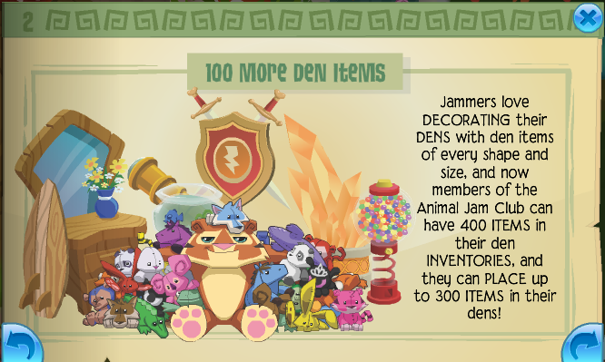 Animal Jam Flash - Julian2&#39-s AJ Scripts: AJ Update September 17 ...