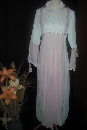 gaun cantik ,simpel &alegan