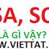 LOTSA, SORTA có nghĩa là gì vậy?