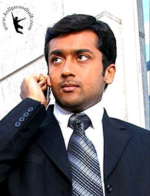 Surya in 'Ghajini' Movie 2