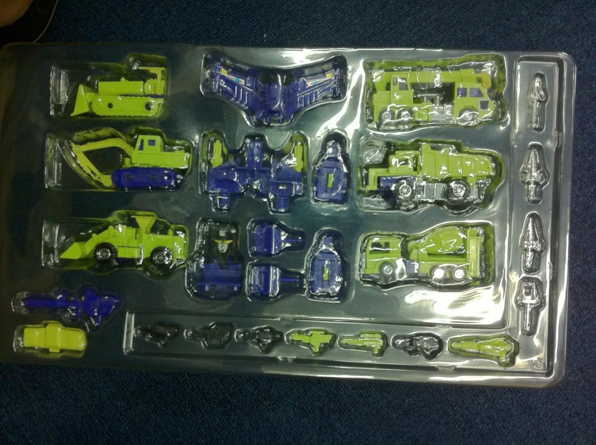 Blog de Transformers de mdverde: noviembre 2011