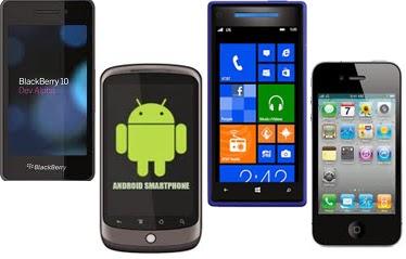 Fotos de telefonos celulares antiguos y modernos 70
