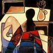 L'ombra sobre la dona (Pablo Picasso)