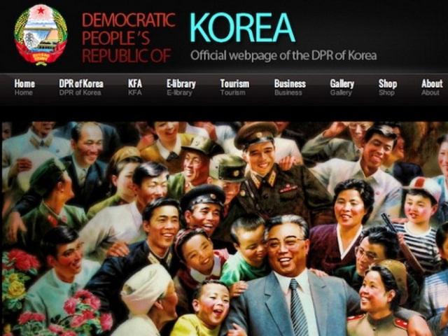 Mediavertigo il sito web della corea del nord costa solo for Sito repubblica