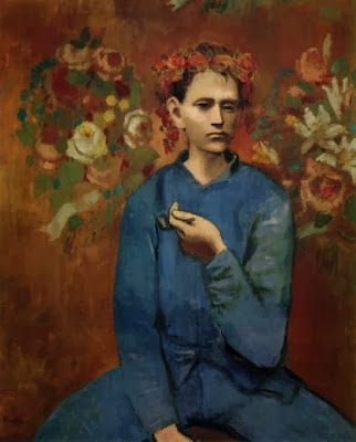 """Boy With a Pipe"" by Pablo Picasso (129 Million)"