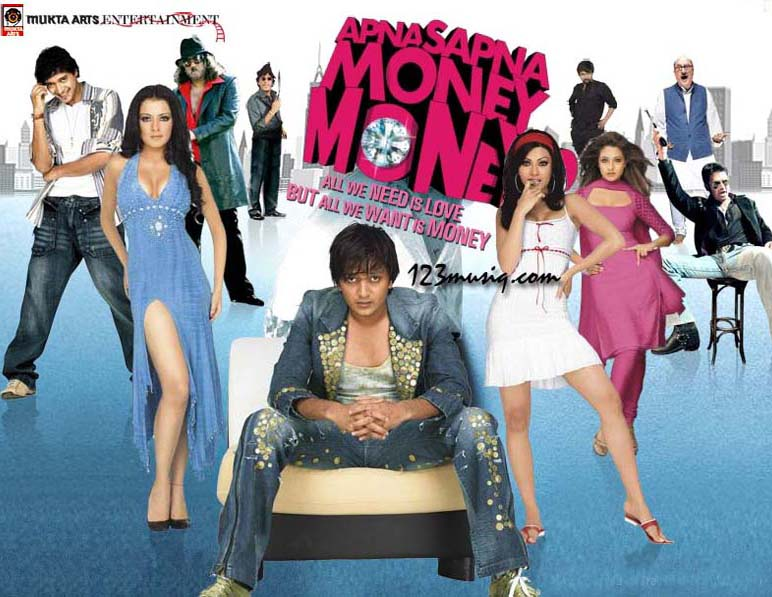 Apna Sapna Money Money (2006) Bollywood Hindi Movie MP3 ...