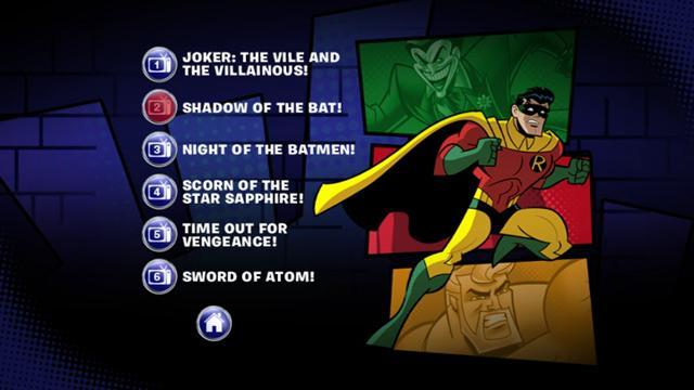 Batman The Brave And The Bold Temporada 3 DVDR NTSC Español Latino Descargar
