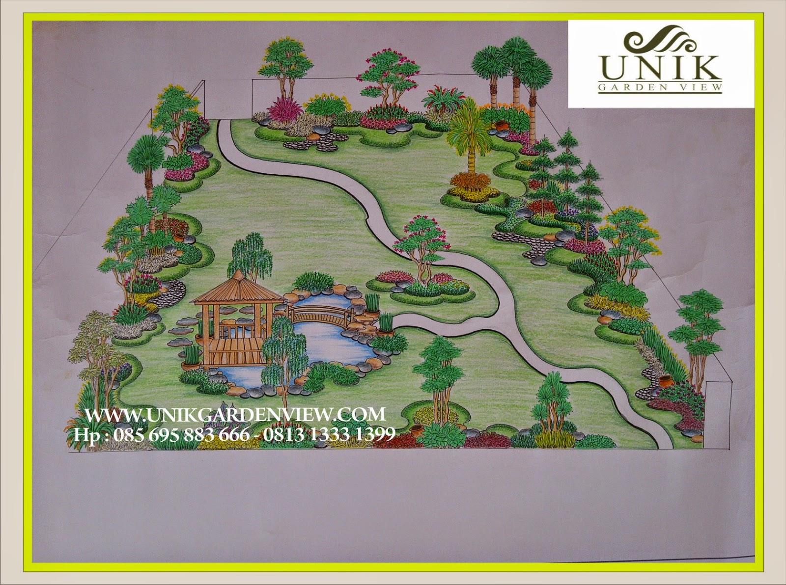 Unik Garden View Tukang Taman Jakarta 081313331399 Januari 2015