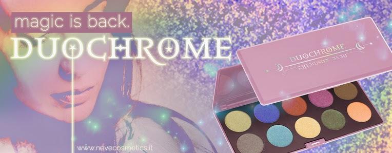 La Palette Duochrome Neve Cosmetics è tornata!