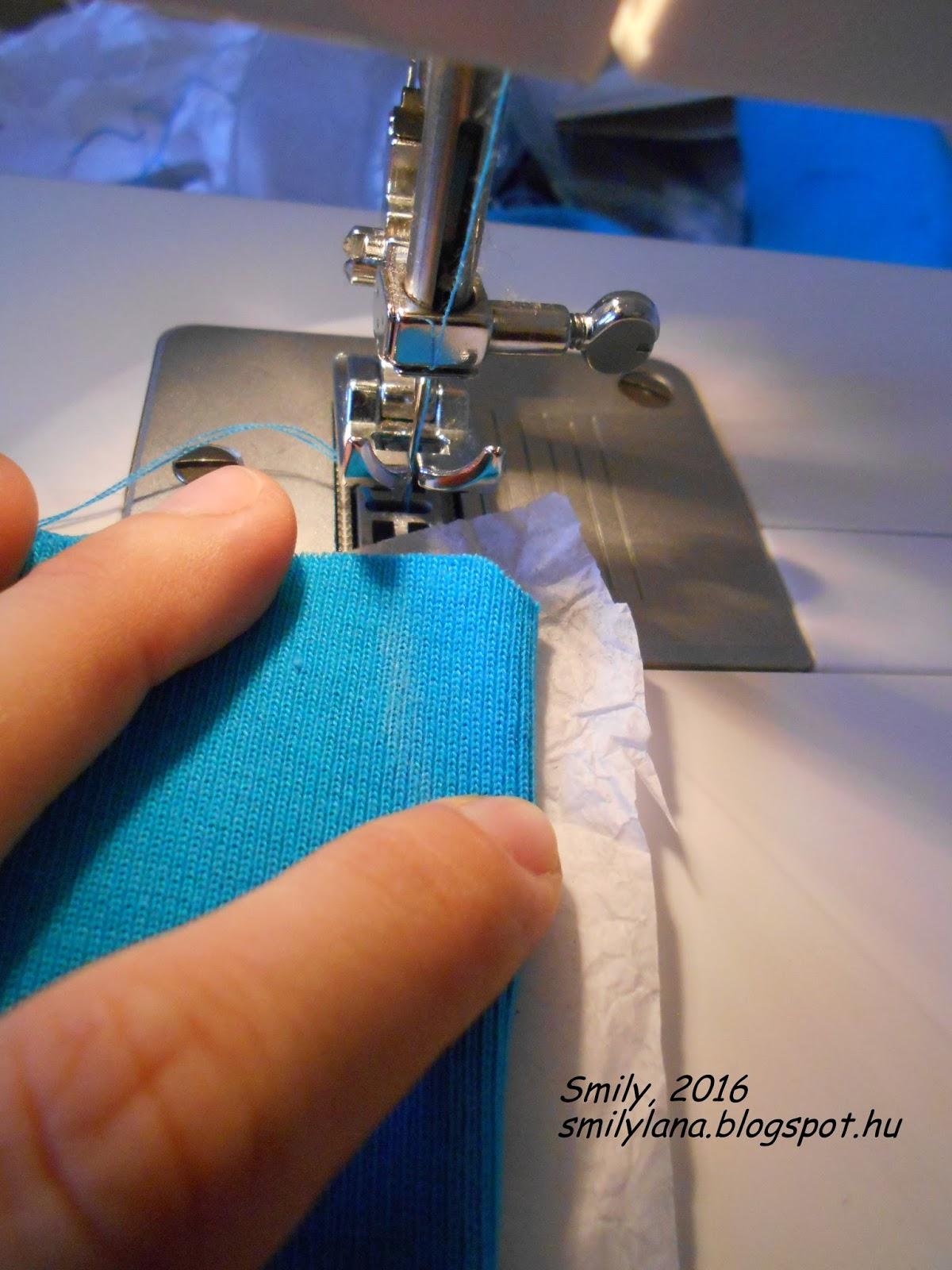 Как шить трикотаж на обычной швейной машине: все о трикотажном шве 22