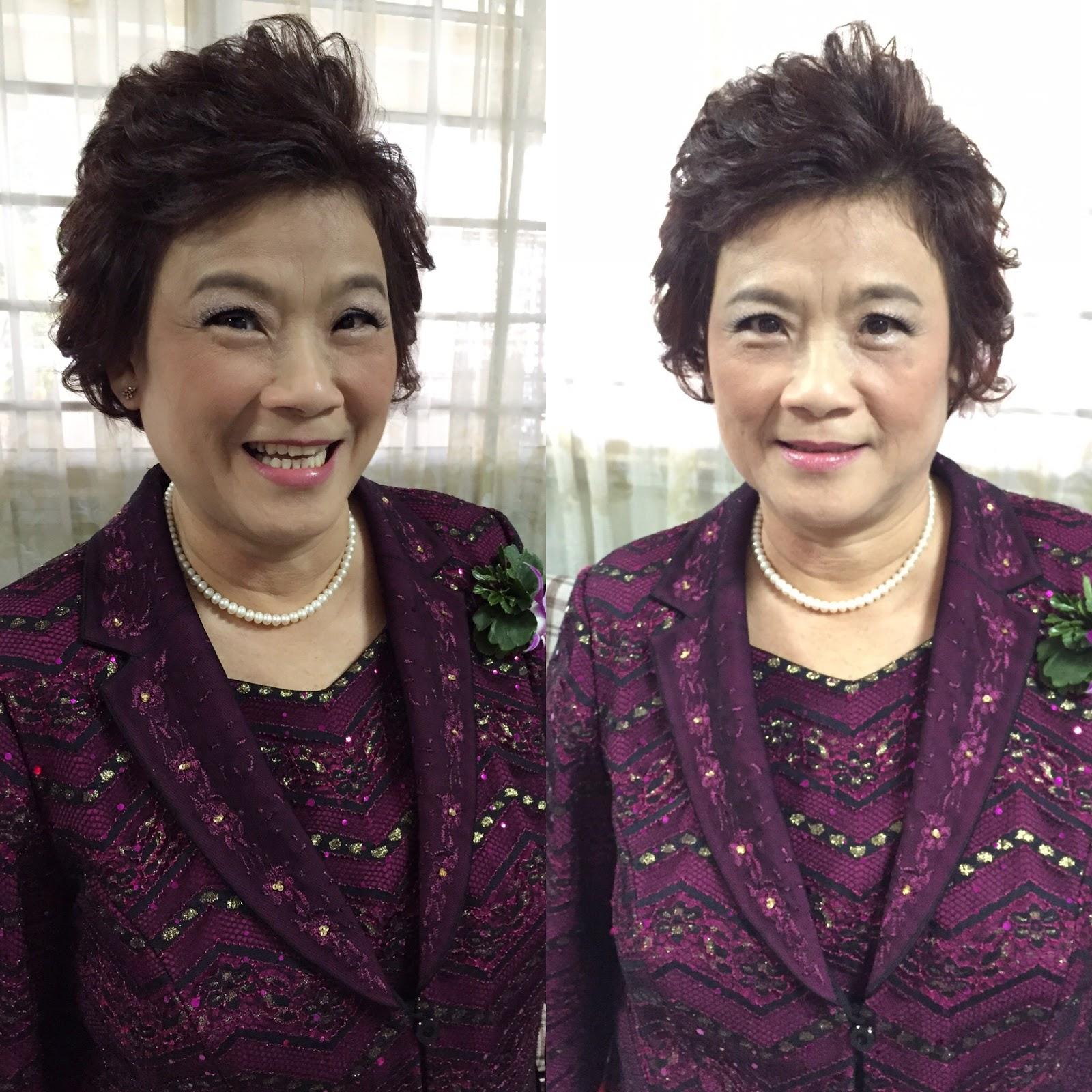 Mother of Bride Makeup