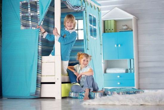 KIDS ROOMS DORMITORIOS INFANTILES by dormitorios.blogspot.com