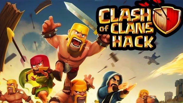 clash of clans hack for pc online