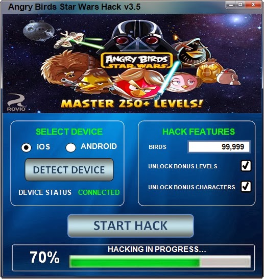 Angry birds star wars hack cheat crack t l chargement - Telecharger angry birds star wars gratuit ...