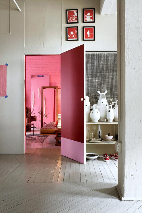Creative Influences: Think Pink!