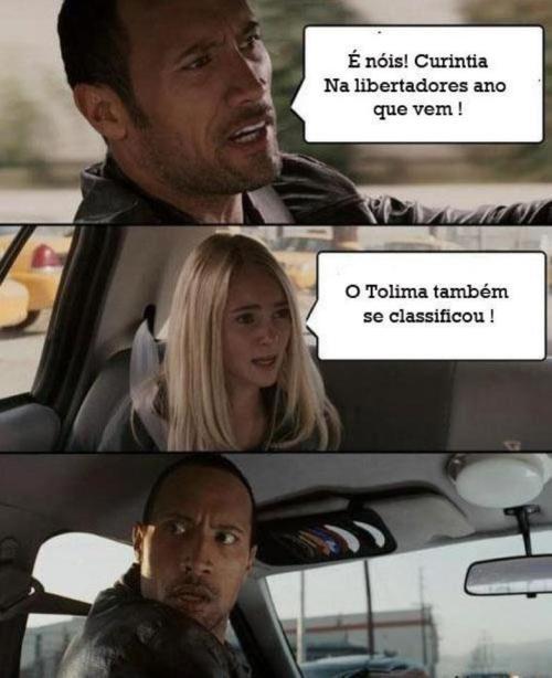 Corinthians na Libertadores