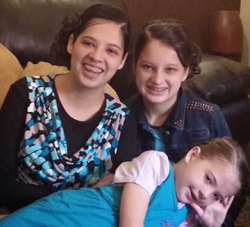 Minhas preciosas filhas