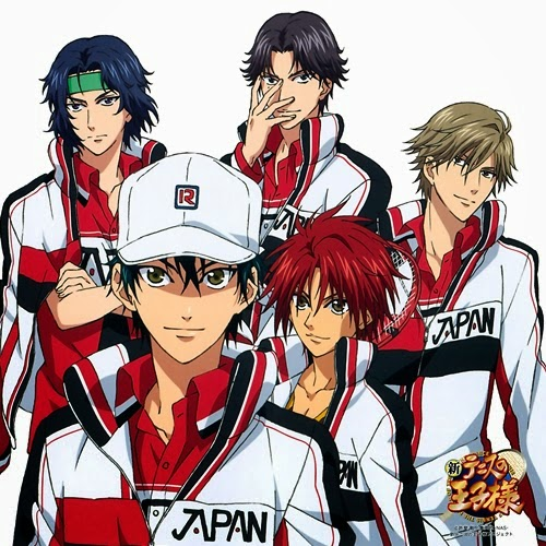 Prince of Tennis (OST) (Music Collection)