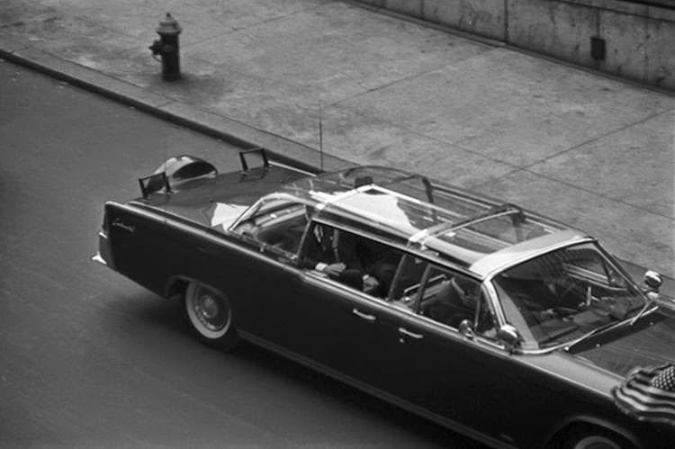 JFK bubbletop New York 5/29/62