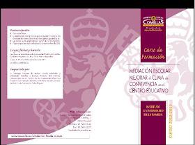 Curso de Mediación escolar Noviembre 2012