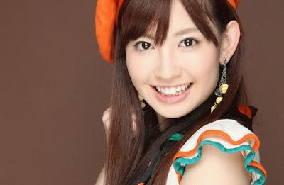 Foto Seksi Haruna Kojima Member AKB48