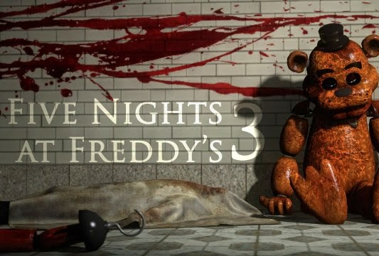 Five Nights at Freddy's 3 Free Download PC Games