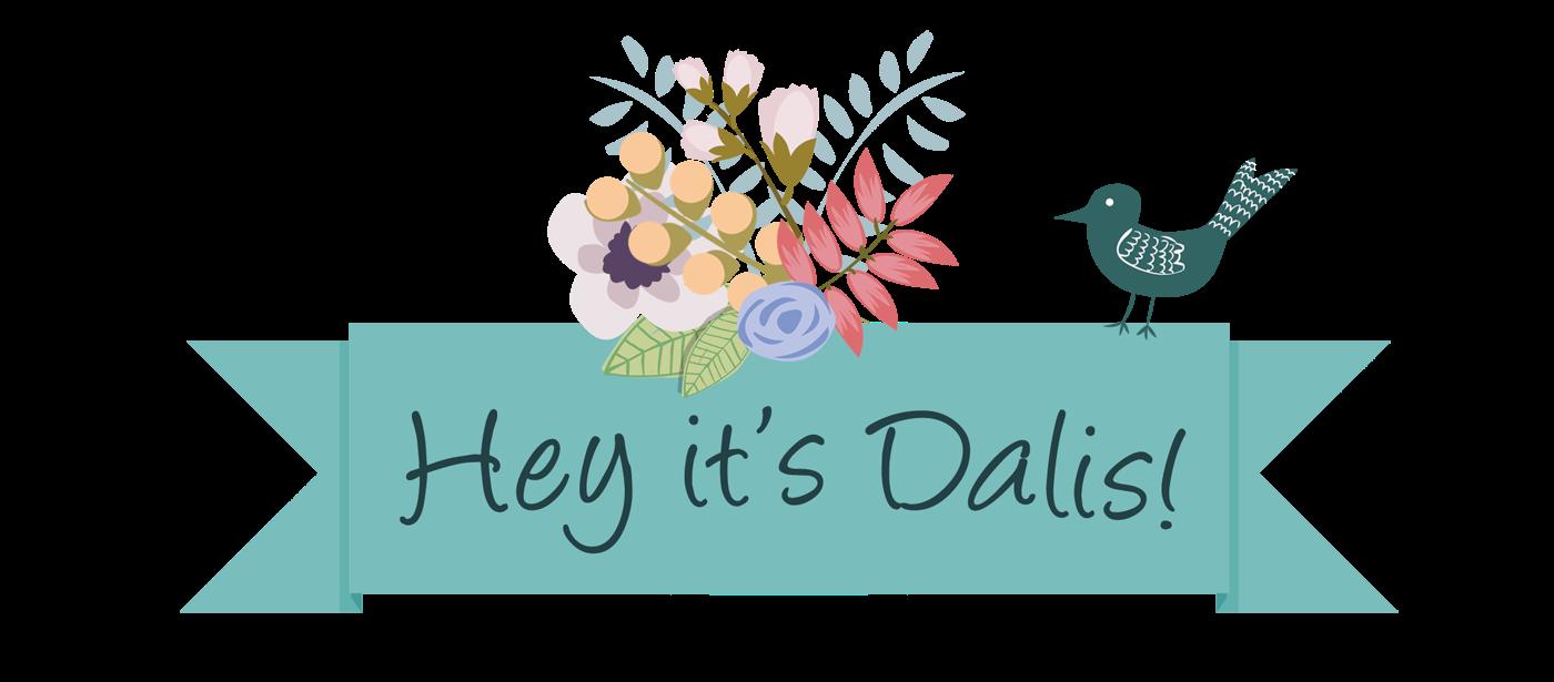 Hey, it's Dalis!